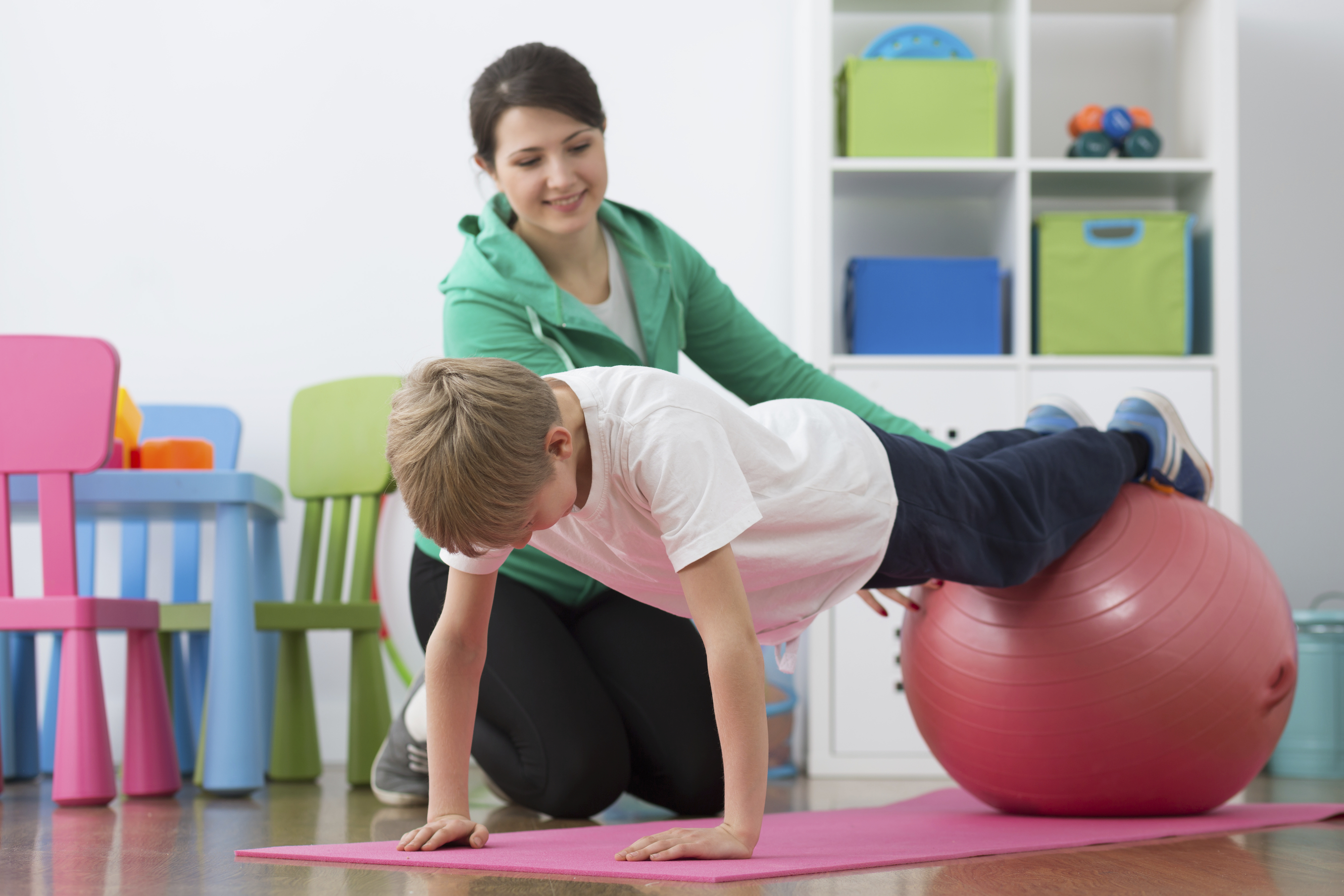 4 Things To Know About Pediatric Physical Therapylittle Steps